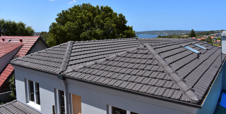 hills district roof restoration