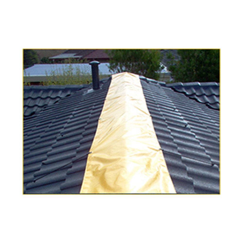 Hytile Ridge Cover Industrial Roof Coatings