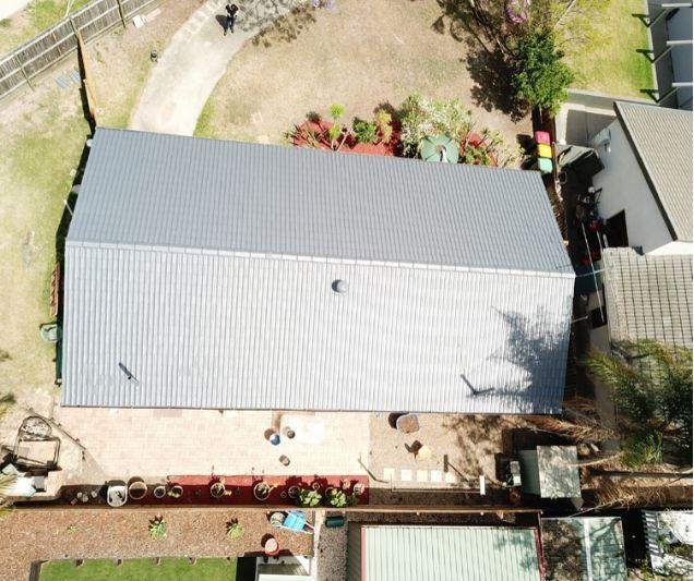 Roof Restoration Riverhills