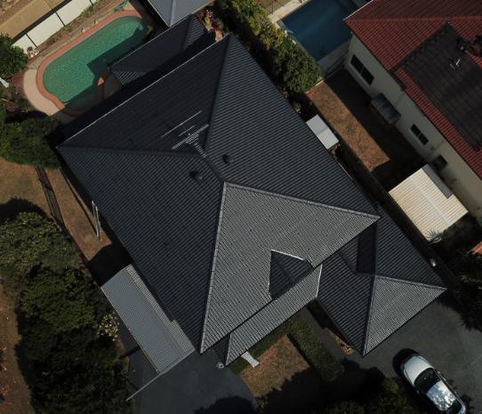 Roof Restoration Mount Tamborine